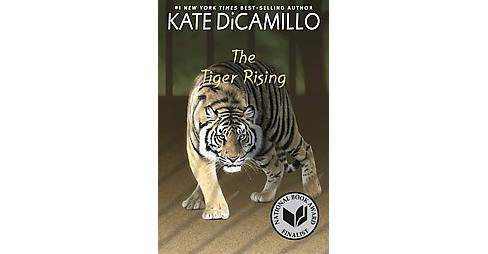 The Tiger Rising (Reissue) (Paperback) by Kate Dicamillo - image 1 of 1