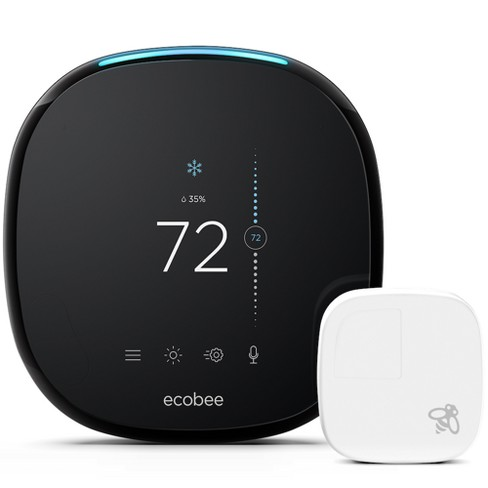 ecobee4 Thermostat with Voice - image 1 of 16