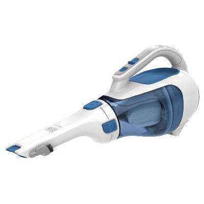 BLACK+DECKER™ Compact Cyclonic Lithium Hand Vacuum - Azure Blue HHVI320JR02