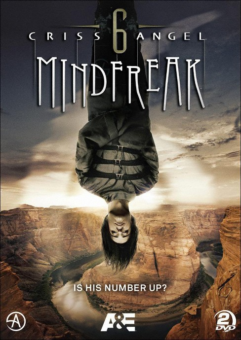 Criss angel mindfreak:Complete ssn 6 (DVD) - image 1 of 1