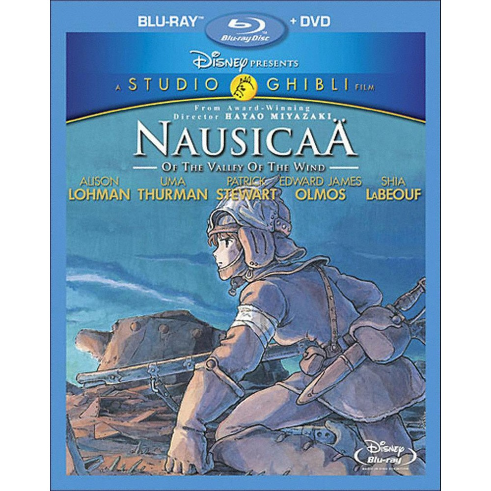 Nausicaa of the Valley of the Wind (2 Discs) (Blu-ray/Dvd) (Widescreen)