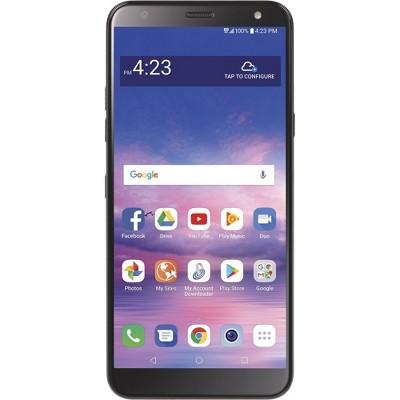 Tracfone Prepaid LG Solo (16 GB) - Gray