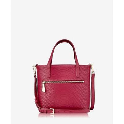 GiGi New York Red Billie Crossbody Bag