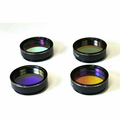 Celestron 1.25-inch LRGB Four-Filter Set