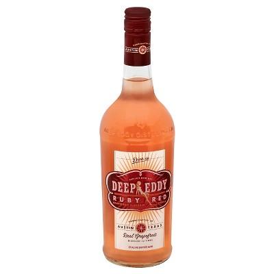 Deep Eddy Ruby Red Grapefruit Vodka - 750ml Bottle