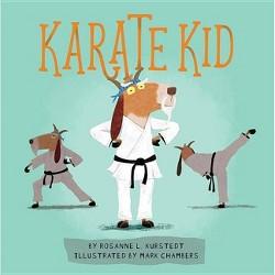 Karate Kicks - (Go Girl) By Chrissie Perry (Paperback) : Target