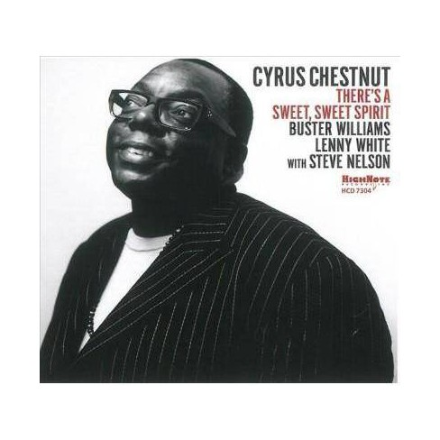 Cyrus Chestnut - There's a Sweet, Sweet Spirit (CD) - image 1 of 1