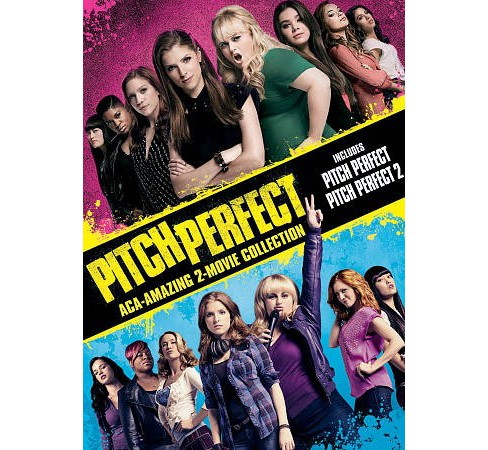 Pitch Perfect Aca Amazing 2 Movie Col (DVD) - image 1 of 1