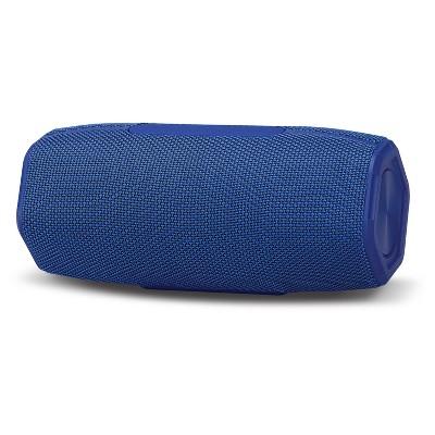 iLive Audio Waterproof Fabric Wireless Speaker (IPX5) - Blue (ISBW348BU)