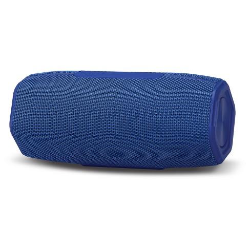 iLive Audio Waterproof Fabric Wireless Speaker (IPX10) - Blue (ISBW10BU)