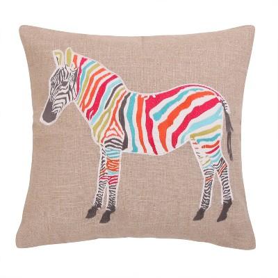 Mirage Zebra Decorative Pillow - Levtex Home