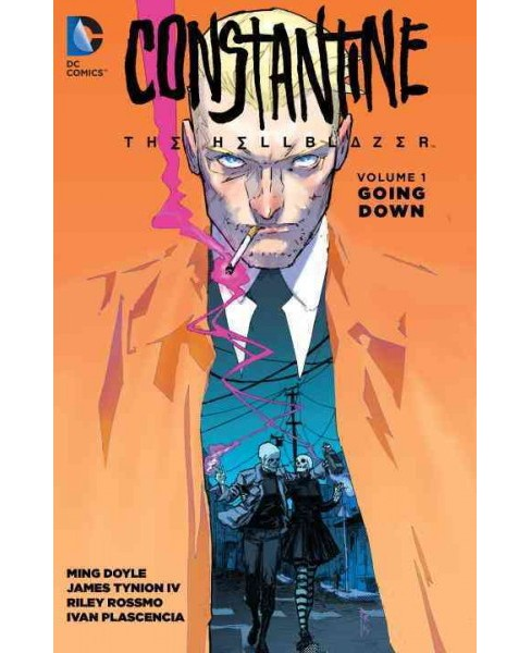 Constantine the Hellblazer 1 : Going Down (Paperback) (Ming Doyle & IV James Tynion) - image 1 of 1