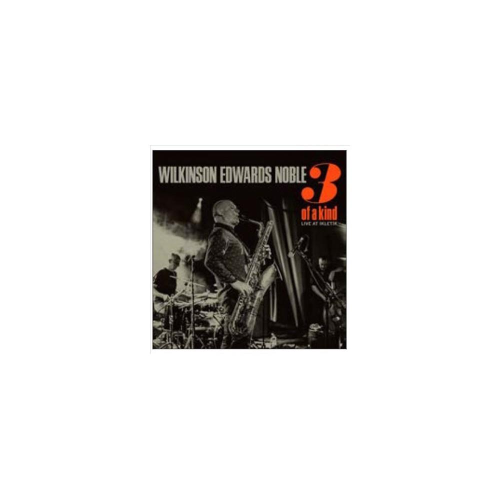Wilkinson - 3 Of A Kind (Vinyl)