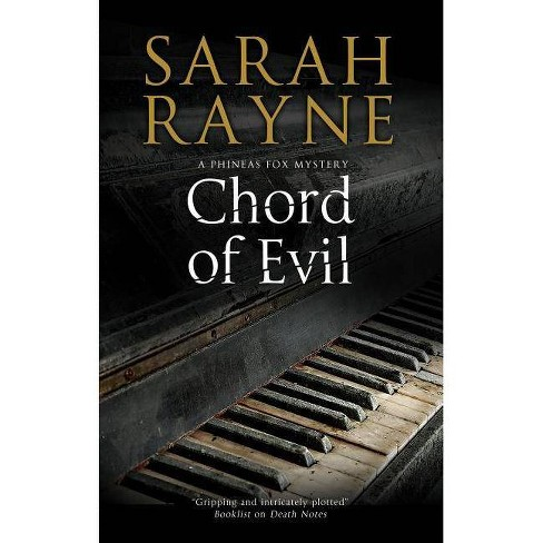 Chord of Evil - (Phineas Fox Mystery) by  Sarah Rayne (Hardcover) - image 1 of 1