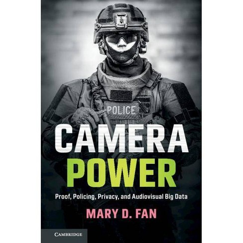 Camera Power - by  Mary D Fan (Hardcover) - image 1 of 1