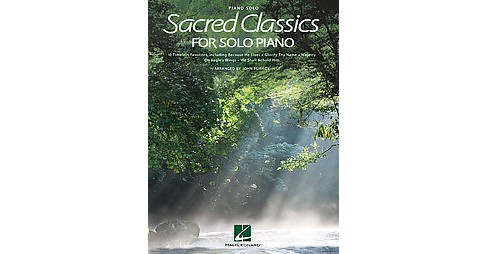 Sacred Classics for Solo Piano (Paperback) - image 1 of 1