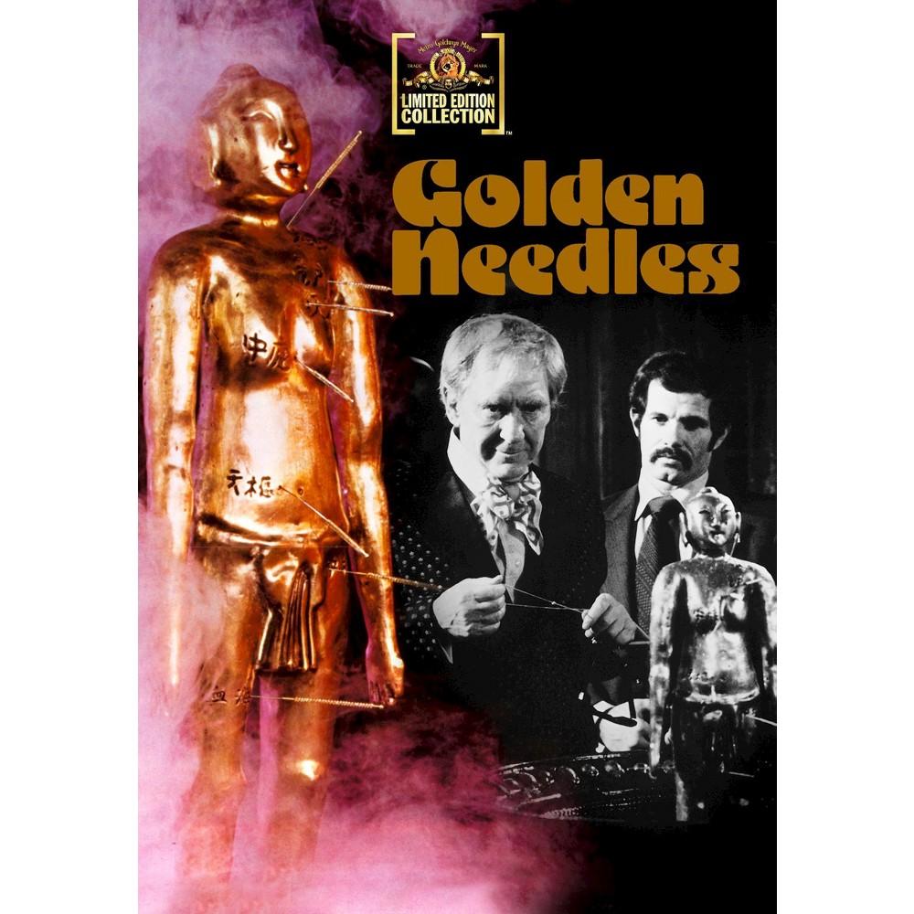 Golden Needles (Dvd), Movies