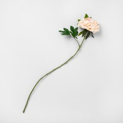 Faux Peony Flower Stem - Hearth & Hand™ with Magnolia