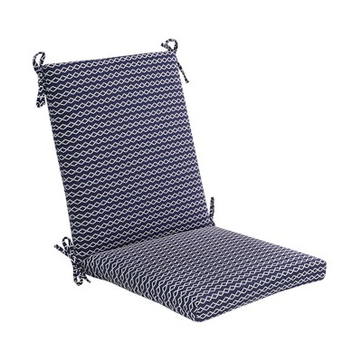 Canby Chair Cushion DuraSeason Fabric™ Navy - Threshold™