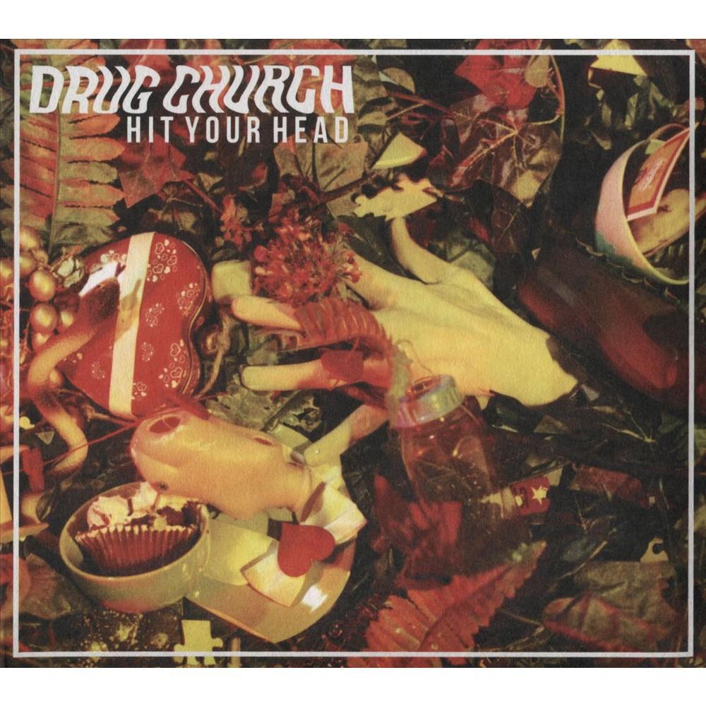 Drug Church - Hit Your Head (CD)