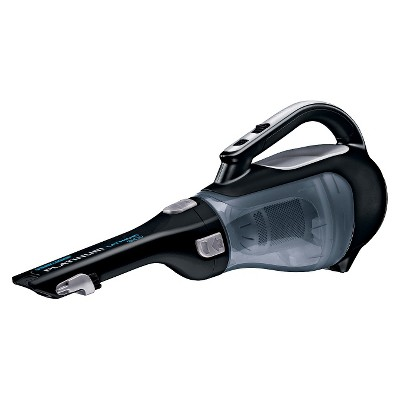 BLACK+DECKER™ 20V Max* Lithium Hand Vacuum - Black BDH2000L