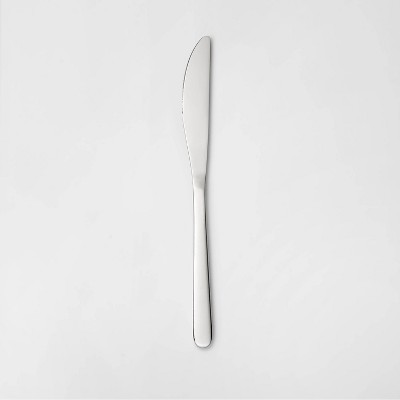 Stainless Steel Mirror Finish Dinner Knife - Made By Design™