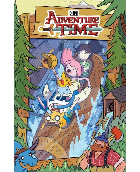 Adventure Time 16 -  (Adventure Time) by Kevin  Cannon (Paperback) - image 1 of 1