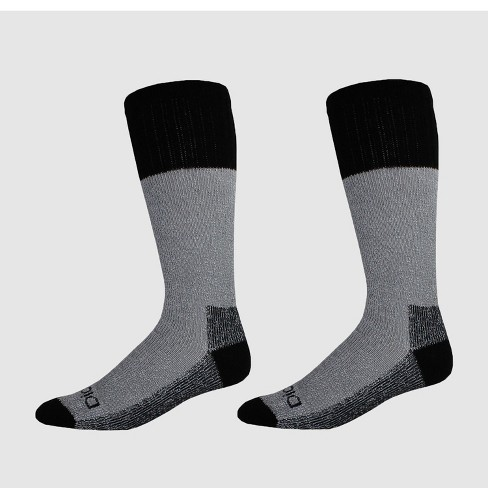 Dickies Men's Bulk Acrylic Thermal Boot 2pk Crew Socks - 6-12 - image 1 of 2