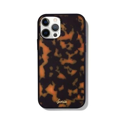 Sonix Apple iPhone Tort Luxe Case - Brown Tort