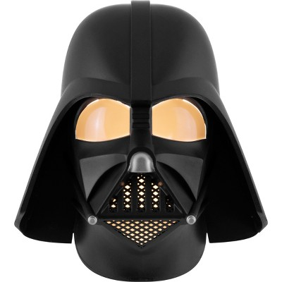 Star Wars Coverlite Darth Vader LED Night Light With Light Sensing - Black
