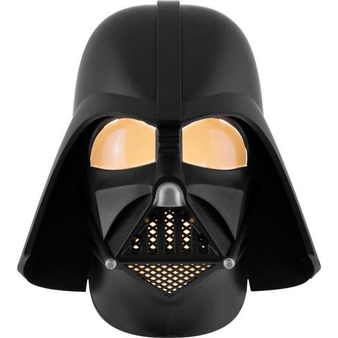 Star Wars Coverlite Darth Vader LED Night Light With Light Sensing - Black - image 1 of 4