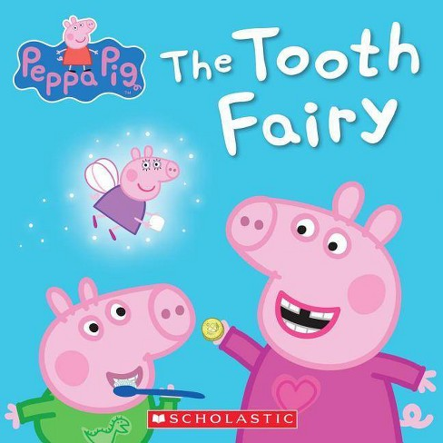 Tooth Fairy -  Reprint (Peppa Pig) (Paperback) - image 1 of 1