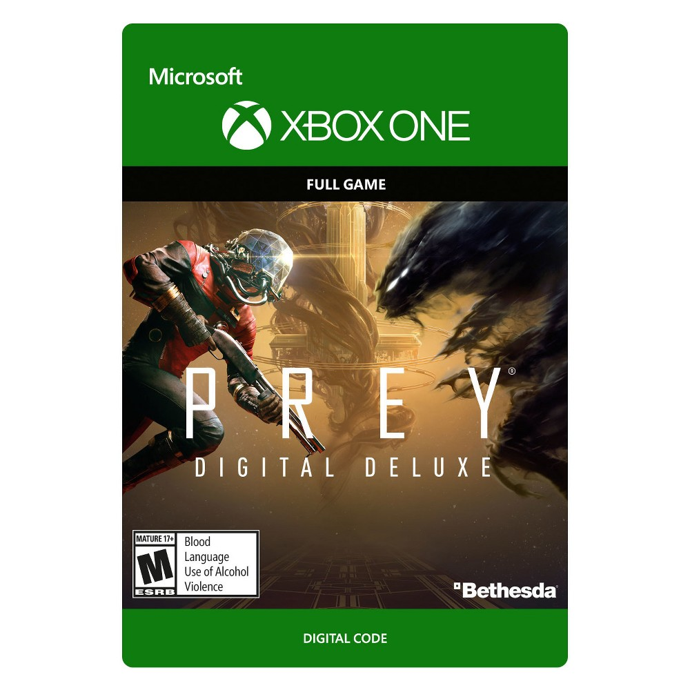 Prey: Deluxe Edition - Xbox One (Digital)