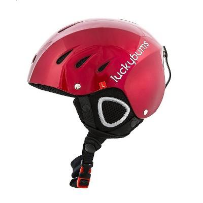 Lucky Bums Unisex Ski Snowboard Snow Sport Safety Helmet