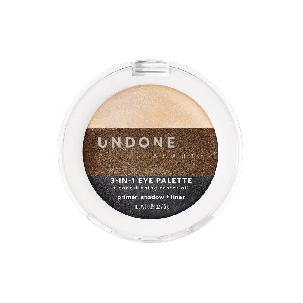 Image of UNDONE BEAUTY 3-in-1 Eye Palette - Royalty - 0.17oz