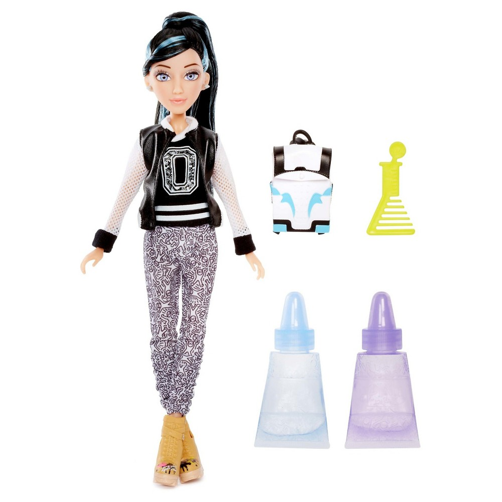 Project Mc2 Experiments with Dolls - Devon's Puffy Paint
