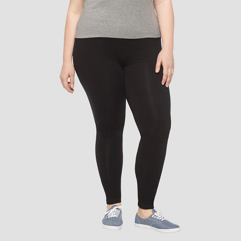 4eb0ae508eb Women s Plus Size Leggings - Ava   Viv™   Target