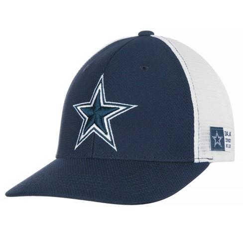8dddbb781 NFL Dallas Cowboys Baseball Hat - Navy Gray