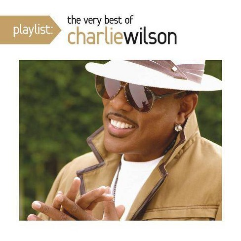 Charlie Wilson - Playlist: The Very Best of Charlie Wilson (CD) - image 1 of 1