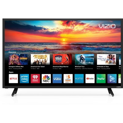 VIZIO D-Series™ 43  Class (42.5  Diag.)1080p Full-Array LED Smart HDTV - D43f-F1