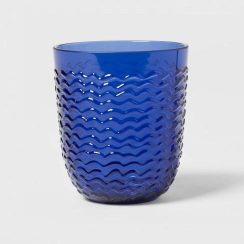 13oz Plastic Wave Texture Short Tumbler - Opalhouse™ - image 1 of 3