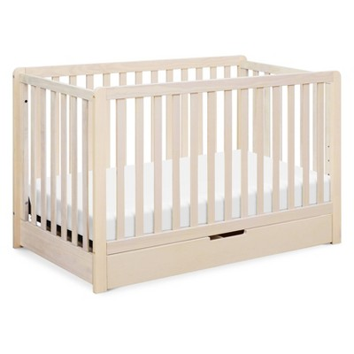 Carter's by DaVinci Colby 4-in-1 Convertible Crib With Trundle Drawer - Washed Natural