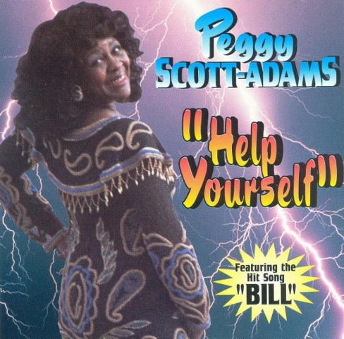 Peggy scott-adams - Help yourself (CD) - image 1 of 1