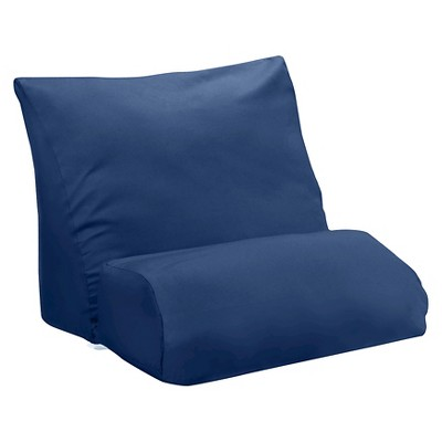 Contour Products Flip Pillow Cover - Navy (Standard)