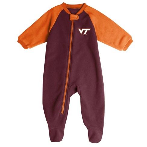 NCAA Virginia Tech Hokies Infant Blanket Sleeper - image 1 of 2