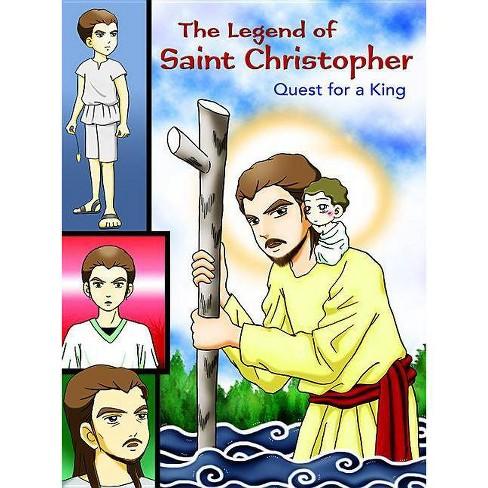 Legend of Saint Christopher - by  Hyoun-Ju Lee (Paperback) - image 1 of 1