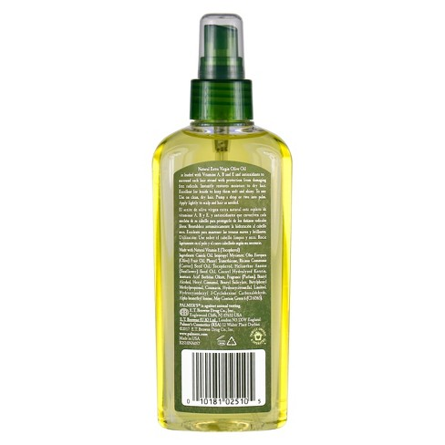 775d6f29423 Palmer's Olive Oil Formula With Vitamin E Conditioning Extra Virgin Olive  Oil Spray Oil - 5.1 Fl Oz : Target