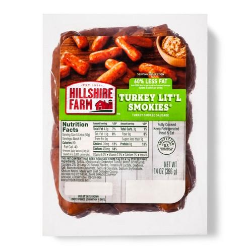 Hillshire Farms Turkey Lit'l Smokies