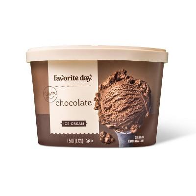 Chocolate Ice Cream - 48oz - Favorite Day™