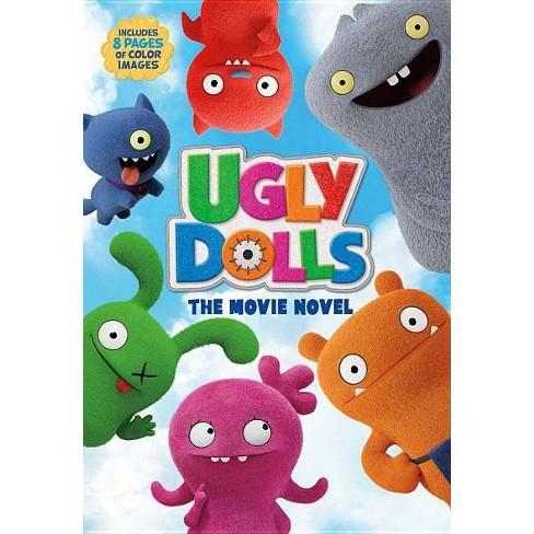 UglyDolls : The Junior Novel -  by Arden Hayes (Paperback) - image 1 of 1